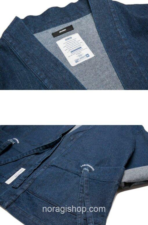 Blue Denim Streetwear Noragi 17
