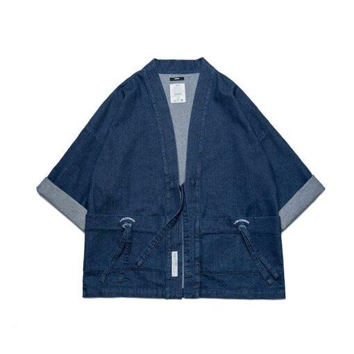 Blue Denim Streetwear Noragi 2