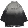 Gradient Vintage Streetwear Noragi 2