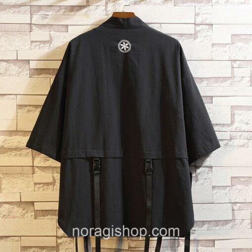 Black Ribbons Style Streetwear Noragi 1